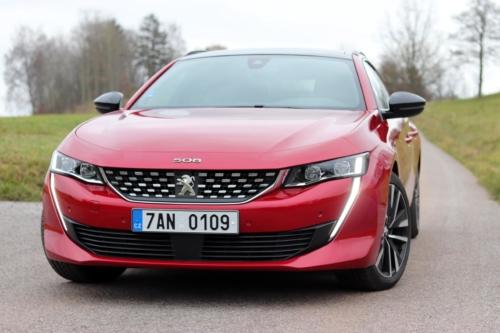 New Peugeot 508 SW GT (33)