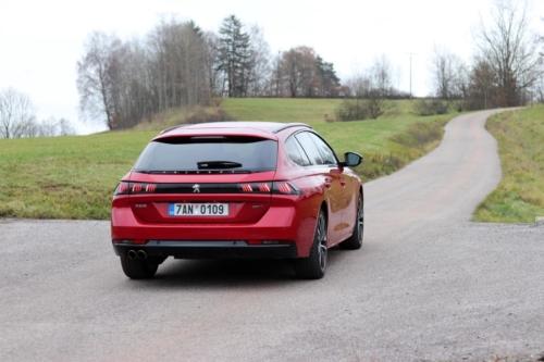 New Peugeot 508 SW GT (37)
