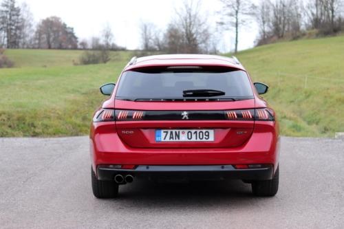 New Peugeot 508 SW GT (43)