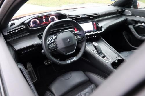 New Peugeot 508 SW GT (64)