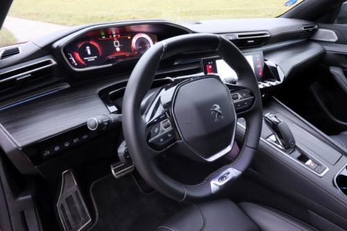 New Peugeot 508 SW GT (70)