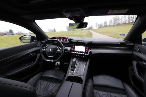 New Peugeot 508 SW GT (83)