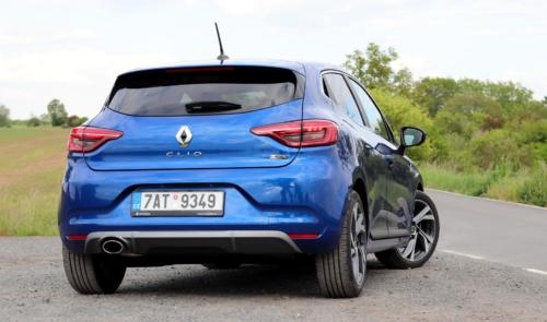 Renault Clio R.S. Line 2020 (33)