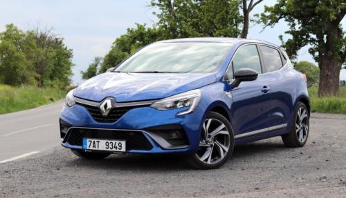 Renault Clio R.S. Line 2020 (35)