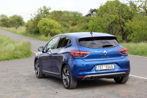Renault Clio R.S. Line 2020 (47)
