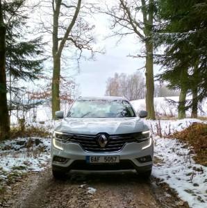 Nový Renault Koleos 2.0 dci 4x4 2018