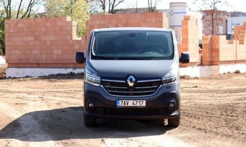 Renault Trafic Furgon 2020 (1)