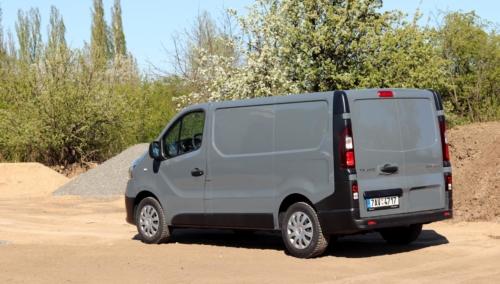 Renault Trafic Furgon 2020 (10)