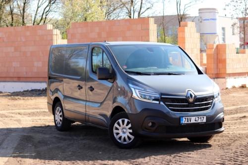 Renault Trafic Furgon 2020 (11)