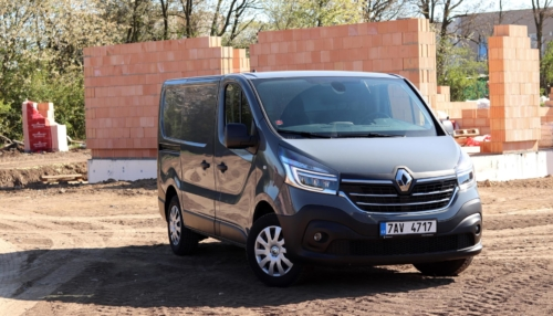 Renault Trafic Furgon 2020 (12)