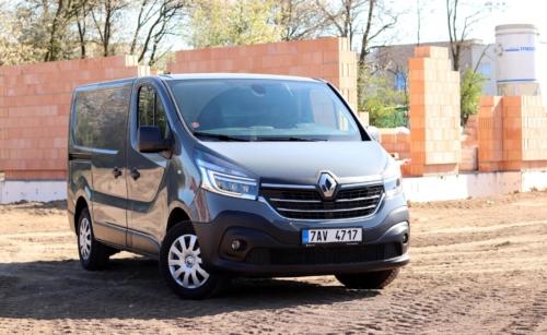 Renault Trafic Furgon 2020 (13)