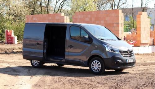 Renault Trafic Furgon 2020 (16)