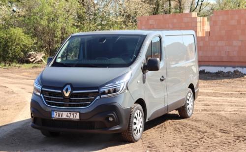 Renault Trafic Furgon 2020 (2)