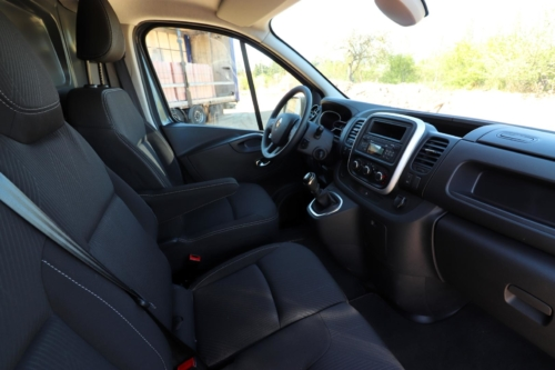 Renault Trafic Furgon 2020 (44)