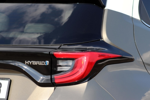 Toyota Yaris 2021 (20)