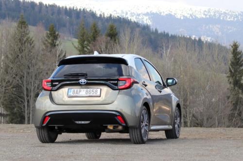 Toyota Yaris 2021 (22)