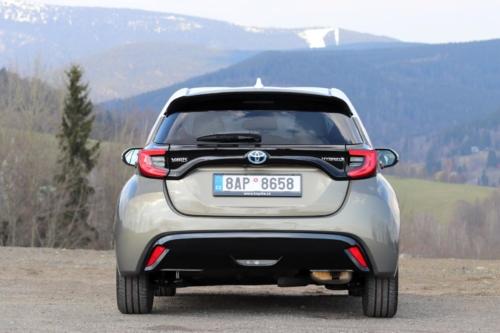 Toyota Yaris 2021 (23)