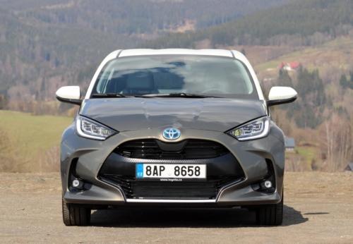 Toyota Yaris 2021 (3)