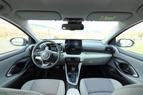 Toyota Yaris 2021 (42)