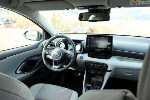 Toyota Yaris 2021 (43)