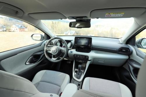 Toyota Yaris 2021 (44)