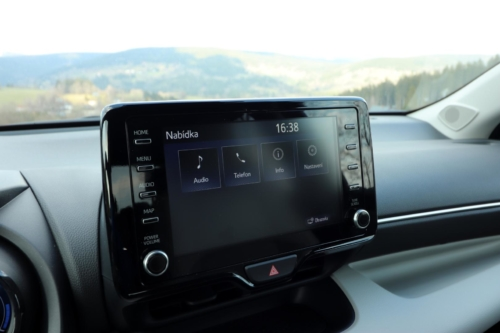 Toyota Yaris 2021 (50)