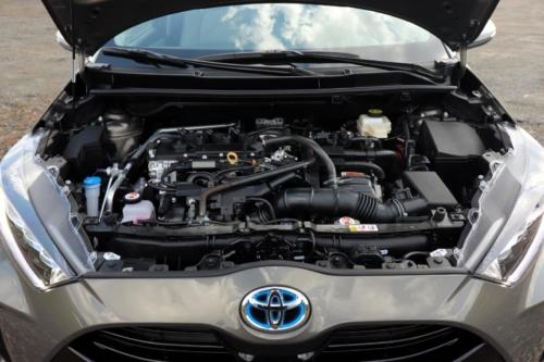 Toyota Yaris 2021 (55)